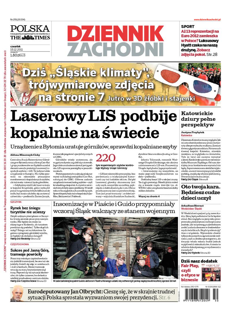 Polska The Times - Dziennik Zachodni